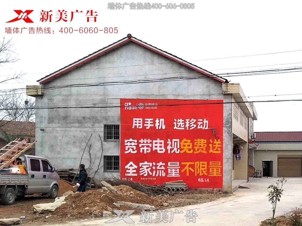 安乡临澧移动凯发k8娱乐网页广告